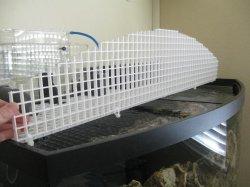Diy Eggcrate Lid Aquarium Space